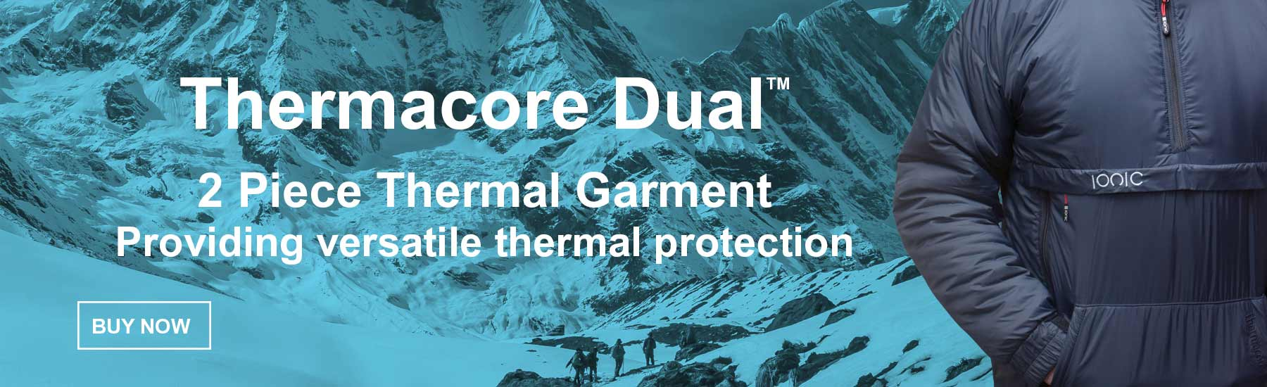 Ionic Thermacore dual