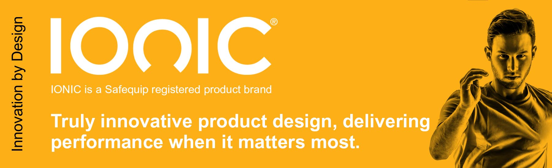 Ionic is a safequip registered brand