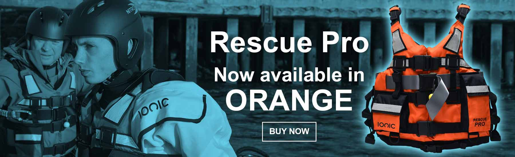 Rescue Pro PFD by Ionic