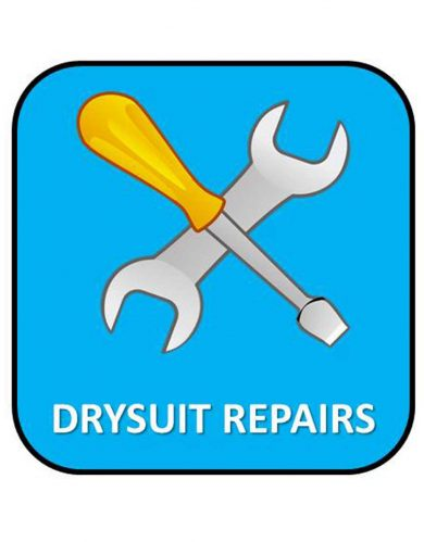 Drysuit Repairs