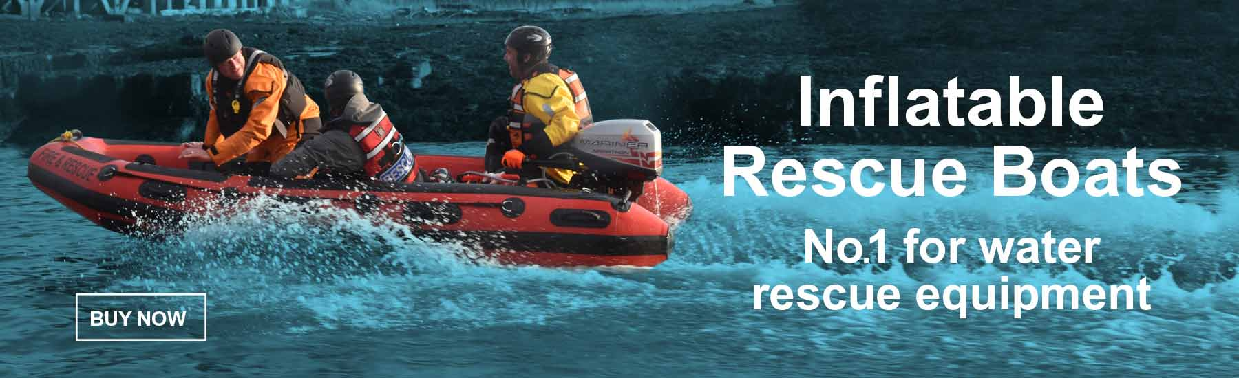Inflatable Rescue Boats Number 1 for rescue equipment