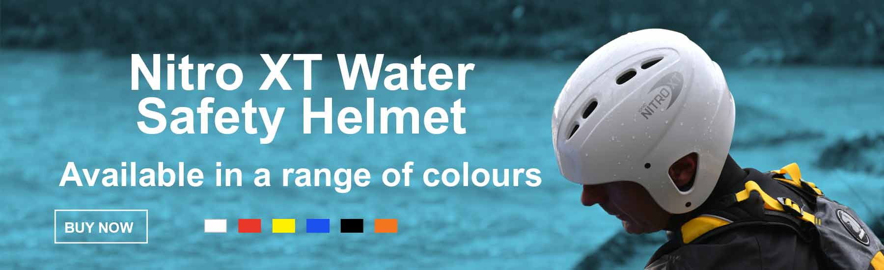 Ionic Nitro XT Water Helmet